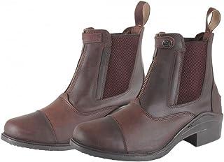 los nuevos estilos calientes Horka Ladies estable Dena Jodhpur zapatilla de deporte Cordones y y y Forro de Piel botas de Equitación  calidad fantástica