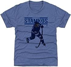 500 LEVEL Steven Stamkos Tampa Bay Hockey Kids Shirt - Steven Stamkos Play