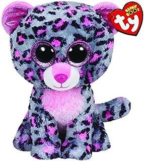 Ty Beanie Boos Tasha the Leopard Buddy Size Plush - 9