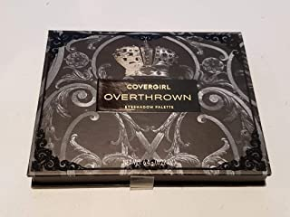 Covergirl Covergirl eyeshadow palette, overthrown, 6 Fl Ounce