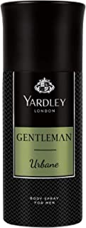 Yardley Gentleman Urbane Body Spray 150ml