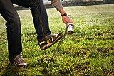 Gibbon Slacklines Ground Screw, Bodenschraube, Erdanker, Länge: 70cm, Tellerbreite: 20cm, Slacklinen ohne Bäume - 5