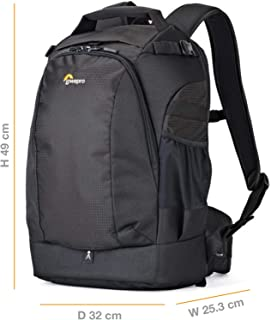 Lowepro Backpack Flipside 400 Aw Ii High-Capacity Camera Backpack, Black (Lp37129-Pww)