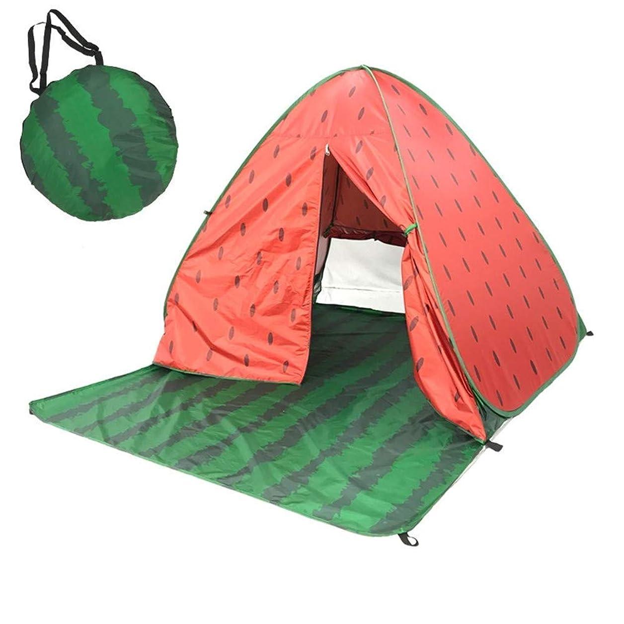 効能ある郵便番号ペルソナビーチテント、自動非建物キャンプサンシェルターシェードスピードオープン子供屋外の利便性