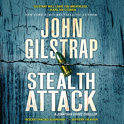 Stealth Attack Audiobook By John Gilstrap cover art