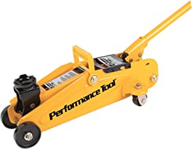 Performance Tool W1606 2 Ton (4,000 lbs.) Capacity Compact Trolley Jack