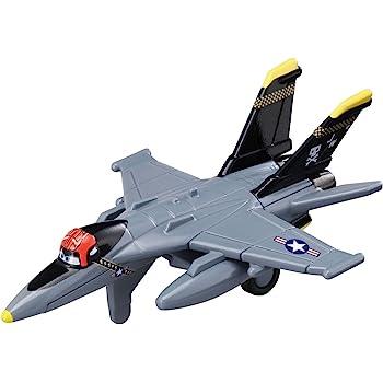 トミカ プレーンズ P-06 エコー (スタンダードタイプ)