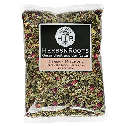 NIEREN-MISCHUNG Kräuter-Tee - Mischung stark entwässernder, entschlackender und Stoffwechsel...