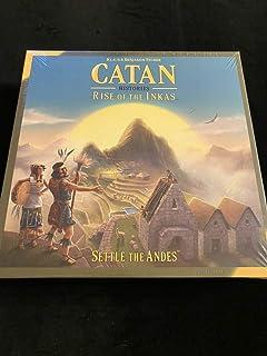 カタン インカ帝国隆盛 ボードゲーム