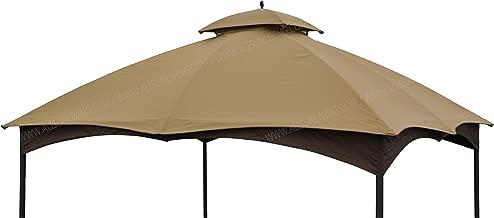 ALISUN Replacement Canopy Top for Massillon 10' x 12' Gazebo Model #L-GZ933PST
