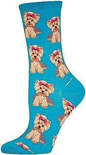 Womens Socksmith Yorkshire Terrier socks One Size Yorkie lover stocking filler