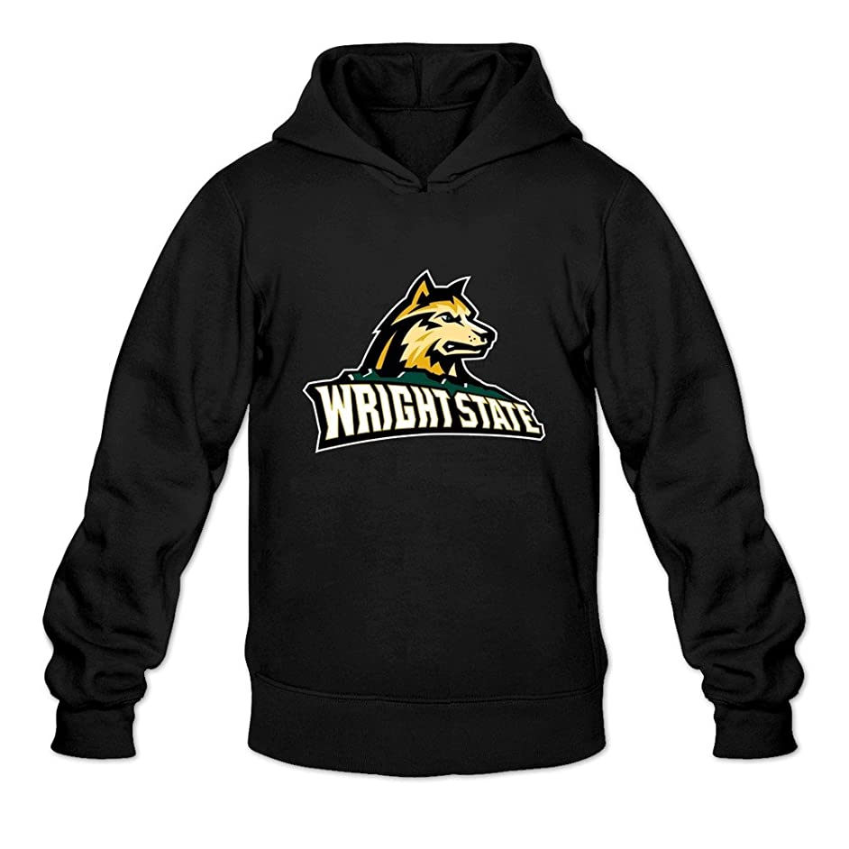 Tavil Wright State Raiders Casual Hoodies for Men