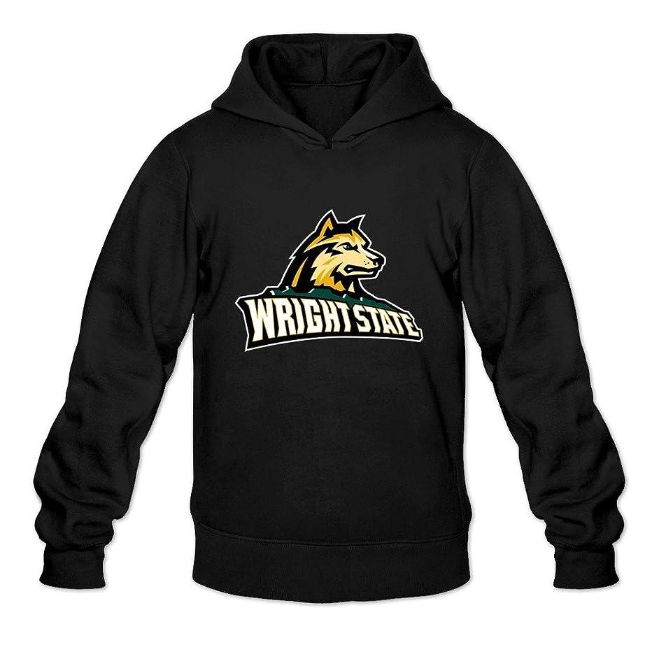 Tavil Wright State Raiders Casual Hoodies for Men