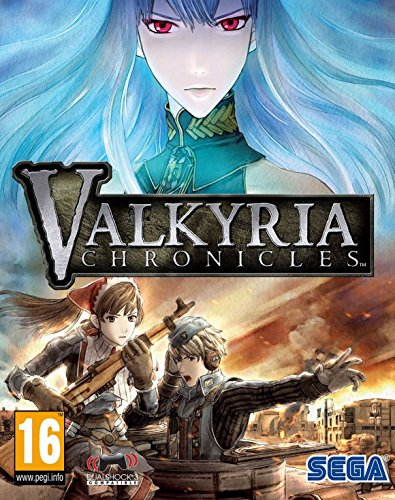Valkyria Chronicles (UK Only) : PC DVD ROM , ML