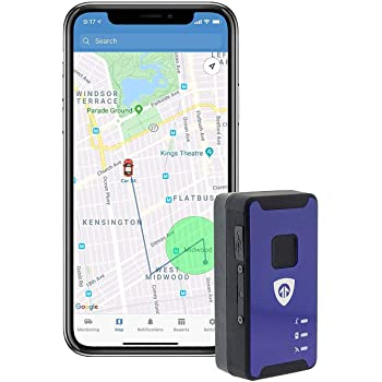 Brickhouse Security Spark Nano 7 4G LTE Micro GPS Tracker for Covert Monitoring of Teen Drivers, Kids, Elderly, Employees, Assets