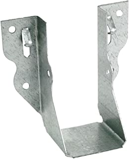Simpson Strong Tie LU24 20-Gauge 2x4 Face Mount Joist Hanger 100-per Box