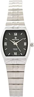Sun Rock Dress Watch For Female - Analog Stainless Steel Band - SRL102