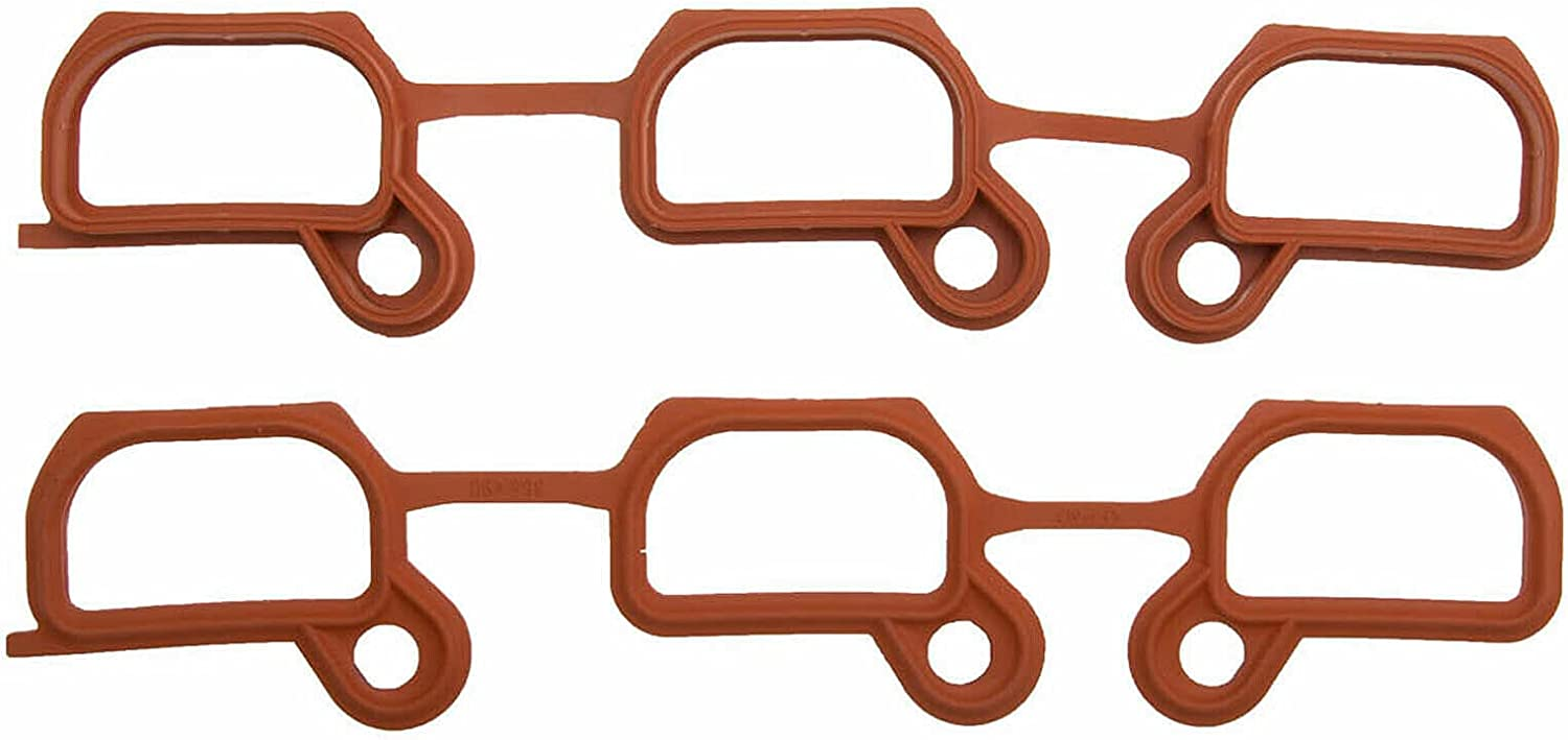 2021 new 366500 Made in y Engine Intake wi Free shipping on posting reviews Manifold Compatible Set Gasket