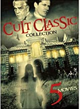 5 Movie Cult Classics: Lady Frankenstein / Dead Men Walk / The Satanic Rites of Dracula / The Terror / Silent Night, Bloody Night