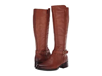 Born Cosna (Brown Full Grain Leather) Women