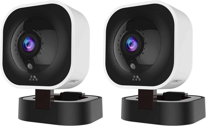 与え Momentum Codi HD 2K WiFi Video Camera 卓越 w 2 Mic for Way Built-in