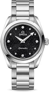 Seamaster Aqua Terra Black Diamond Dial Ladies Watch 220.10.28.60.51.001