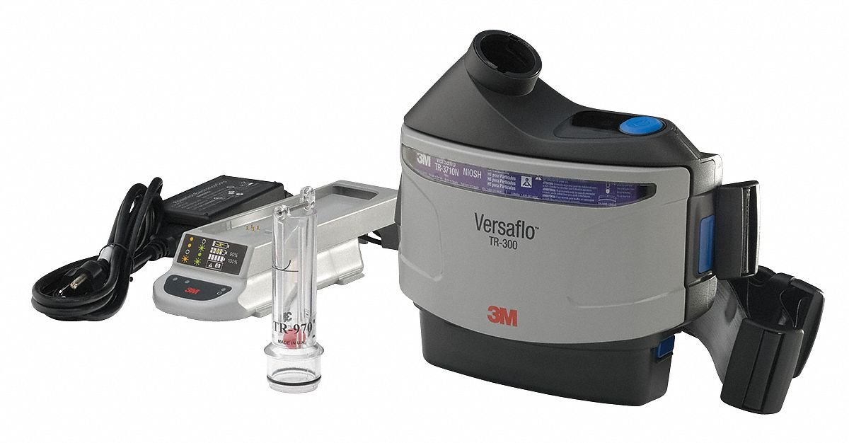 3M Versaflo PAPR Assembly TR-307N with Cheap mail order shopping Clean Belt Courier shipping free shipping Easy C High