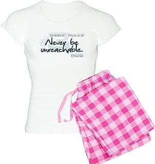 CafePress Gibbs' Rules #3 Women's PJs