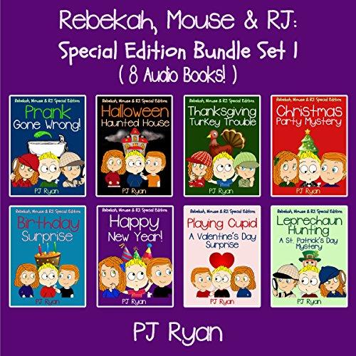 Rebekah, Mouse, & RJ cover art