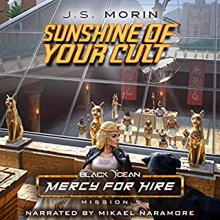 Sunshine of Your Cult cover art