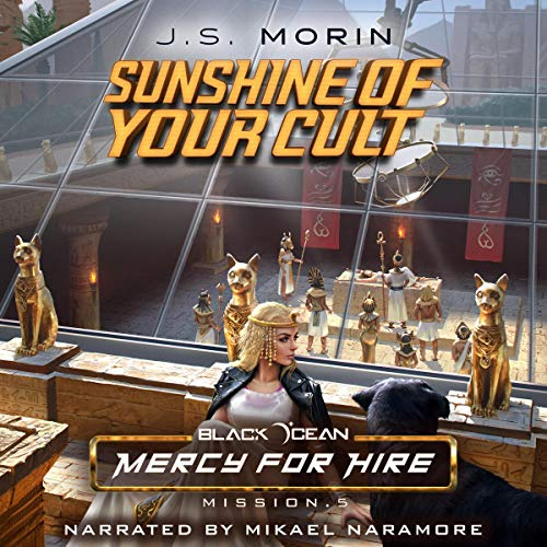 Sunshine of Your Cult audiobook cover art