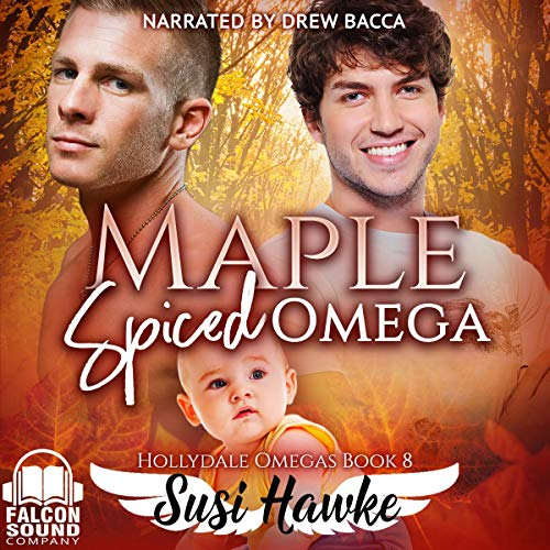 Maple Spiced Omega audiobook cover art