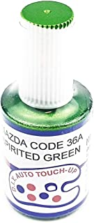 36A Spirited Green Touch Up Paint for Mazda 2 3 6 CX-3 CX-5 CX-9 CX-8 BT-50 RX-8