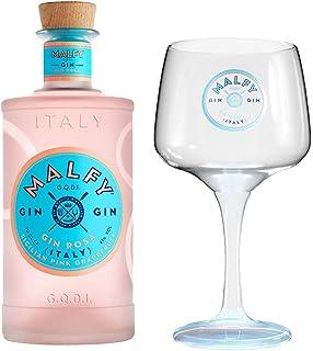 Malfy Gin Rosa  Original Malfy Copa Glas