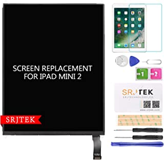 LCD Screen Replacement for iPad Mini 2 3 A1489 A1490 A1491 A1599 A1560 LCD Display Screen Panel SRJTEK Repair Parts Kits Assembly