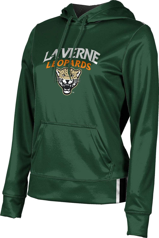 ProSphere University of La Verne Girls' Pullover Hoodie, School Spirit Sweatshirt (Solid)