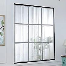 Duurzaam raamhekgordijn,Kattenveiligheidsbeschermingsnet,DIY venster muggenbestendig insectengaas,Vliegscherm Bugs Net met...