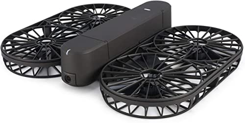 Ballylelly-RC Drohne Simtoo Hoshi 007 Pro Selfie Drohne 4K WiFi FPV Faltbarer GPS RC Drohne Quadcopter mit optischer Durchflusspositionierung Brushless Motor