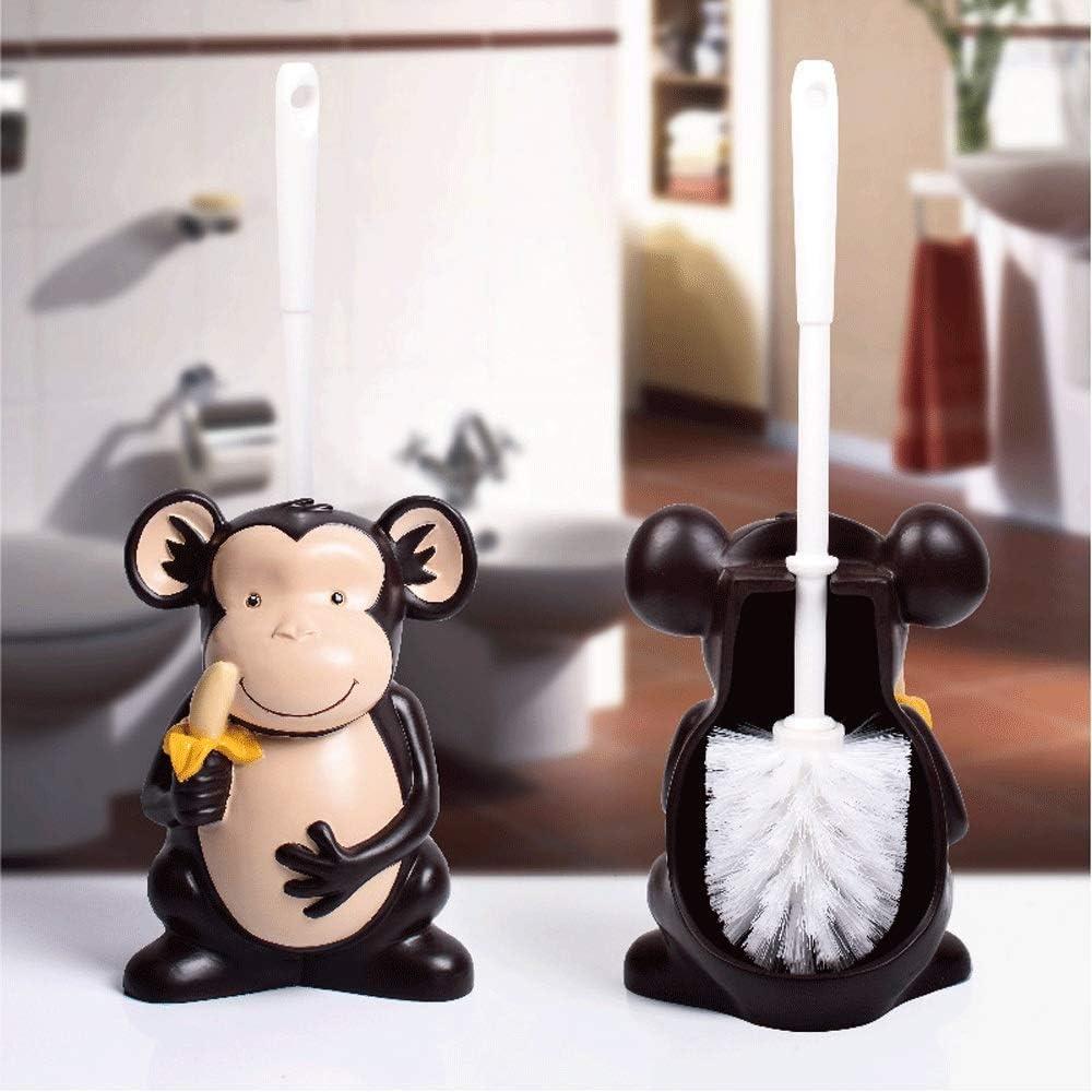 Toilet Brush Set Reservation Bathroom Weekly update Brushes Bowl Monke