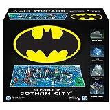 Gotham City puzzle 4D