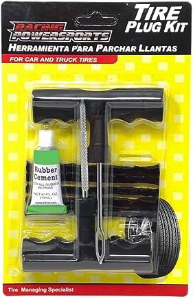 TAITEC Puncture Repair Kit PRO-1034A Car & Truck Tires Tubeless Tire Repair Plug