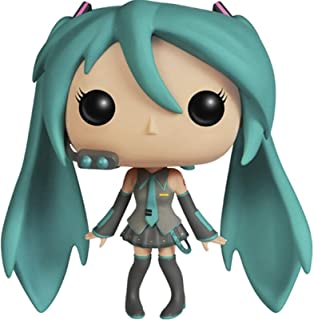 Vinyl Bobble-Head Funko POP Hatsune Miku Mirrored Twins Modell Boxed Handmade-Auto-Dekoration