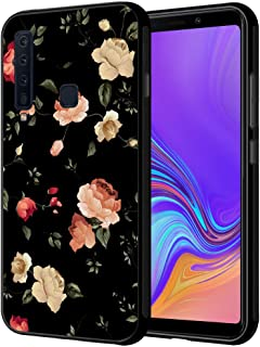 MTT Designer Floral Printed Hard Back Case Mobile Cover for Samsung Galaxy A9 (2018) (D1160)