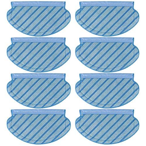 K KUMEED 8 piezas de recambio de paño de limpieza compatibl