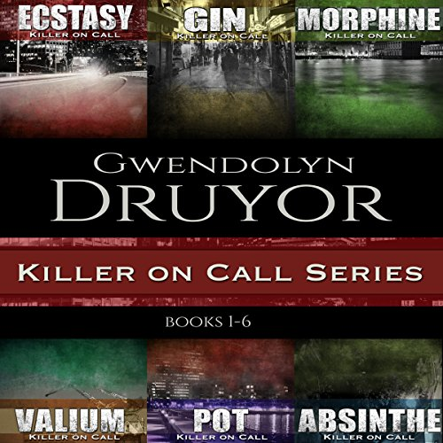 Killer on Call 6 Book Bundle: Books 1-6 audiobook cover art