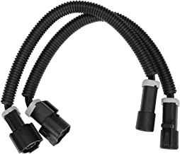 QUIOSS pcs Oxygen O2 Sensor Open Loop Controller Delete for Ford Mustang 1996-2004 Gt 4.6 5.0