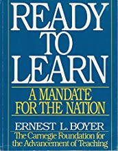 Ready To Learn: A Mandate For The Nation