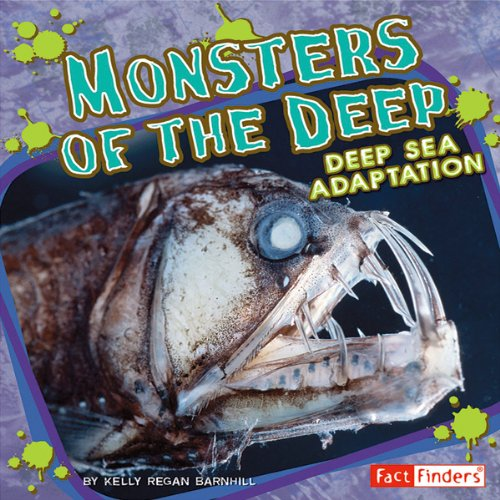 Monsters of the Deep cover art