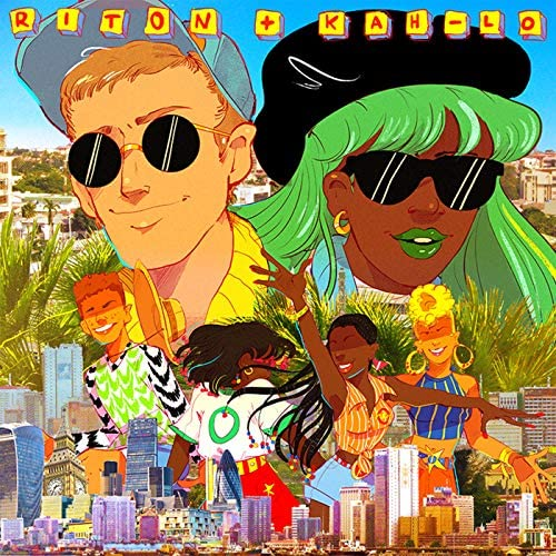 Riton feat. Kah-lo, Mr Eazi & DaVido