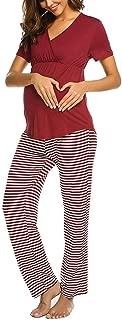 STRIR-Ropa Premamá Lactancia Mujer Pijama
